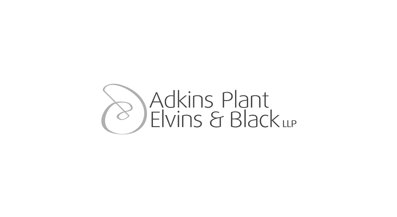 Adkins Plant Elvins and Black logo